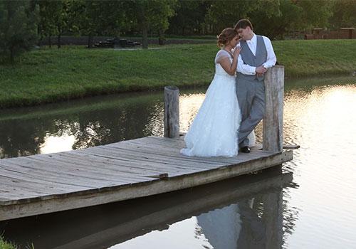 Country Wedding Venue Just Outside Of Wichita Kansas