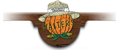 Walter's Pumpkin Farm is a wonderful fall destination for pick-your-own pumpkins, hayrides, family friendly fun, and group outings!